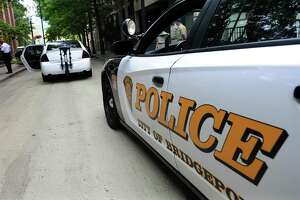 A woman was taken to the hospital after her daughter allegedly stabbed her on Aug. 18, 2019 Bridgeport Police said
