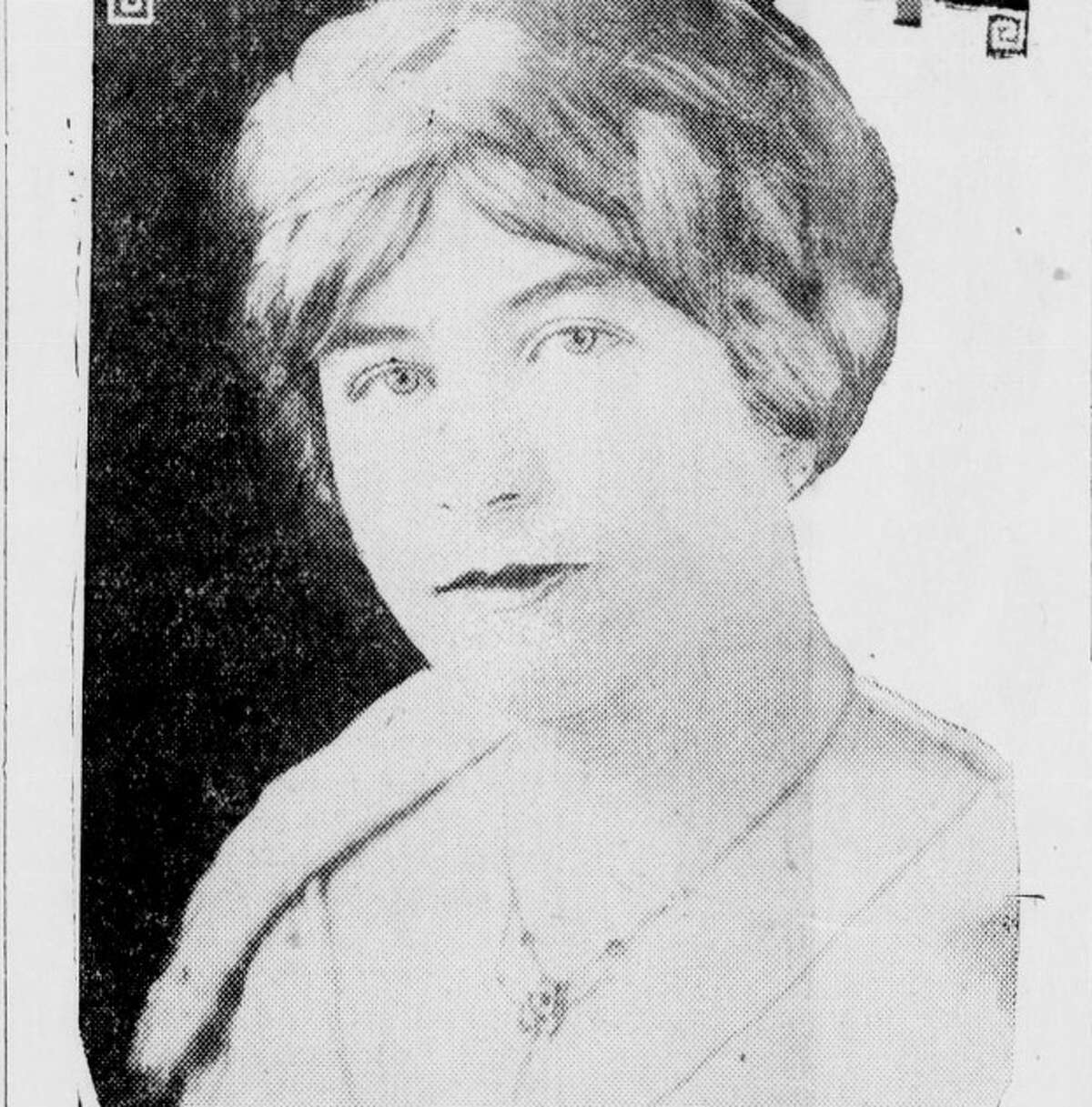 Bessie Ferguson, the 34-year-old Oakland nurse who was found dismembered along the East Bay shoreline in 1925.