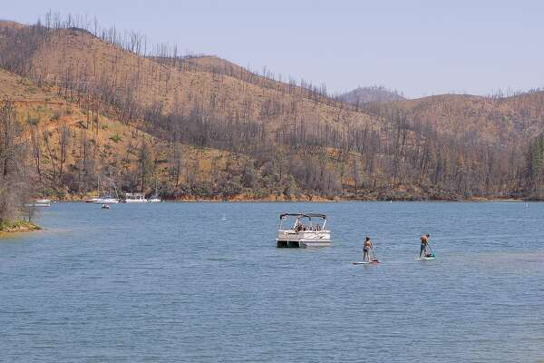Whiskeytown Lake, in recovery since Carr Fire, set to open Memorial
