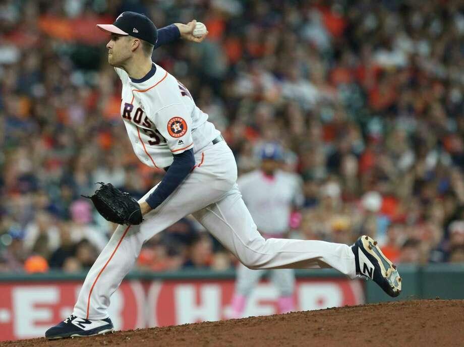 May 12: Astros 15, Rangers 5 - Houston Chronicle