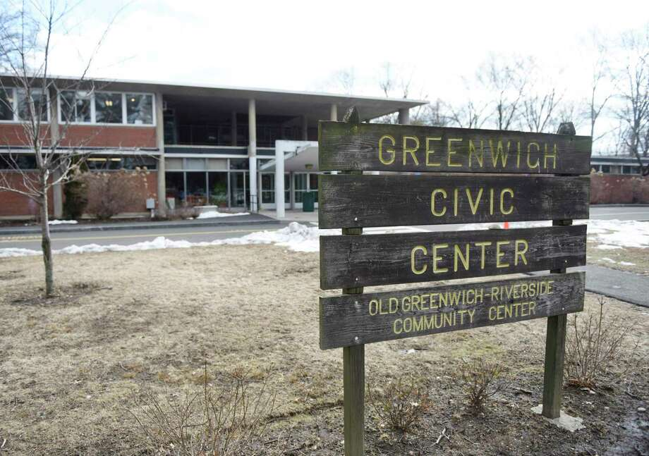 The Eastern Greenwich Civic Center in Old Greenwich, Conn., photographed on Tuesday, March 12, 2019. The town is considering funds to begin work to build a new civic center in the next municipal budget. Photo: Tyler Sizemore / Hearst Connecticut Media / Greenwich Time