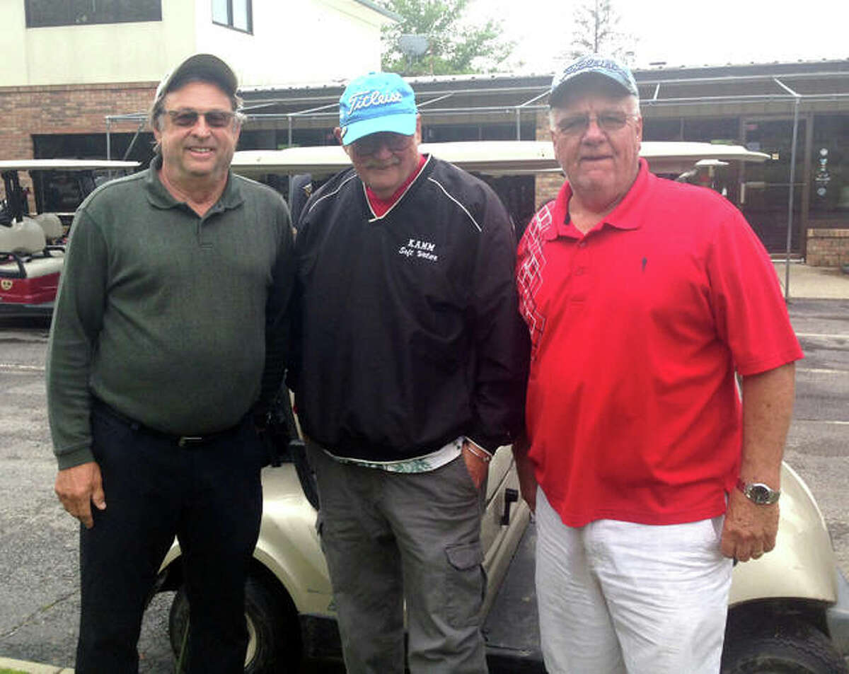 Committee members for Veterans Caring for Veterans include, left to right, John Rozycki, Willie Spencer and Joe Revelle.