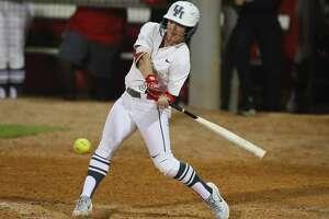 Sarah Barker, UH softball