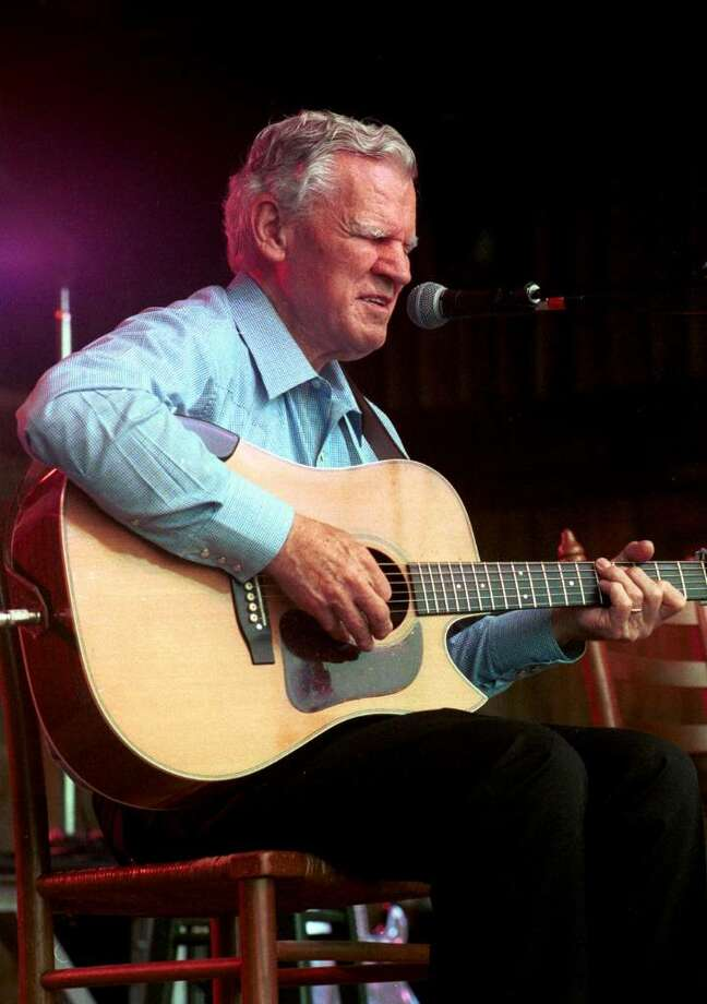 Living Legend Doc Watson To Play The Egg Times Union