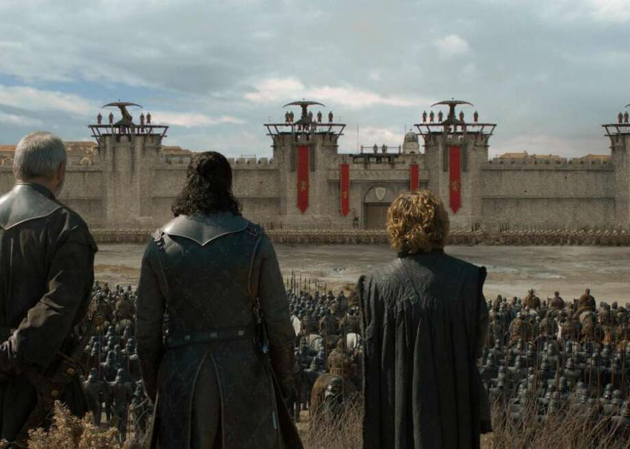 """Spoilers ahead The Battle of King's Landing may probably go down as one of the most downright horrific moments on television. See which of your favorite """"Game of Thrones"""" characters were still standing at the end of it all. Photo: CBSI/CNET"""