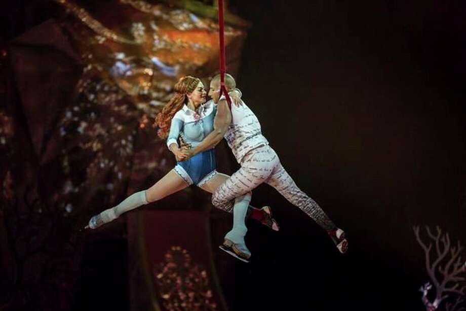 Cirque du Soleil Crystal will be at the Dow Event Center in Saginaw from May 22-26. (Photo provided/Matt Beard)