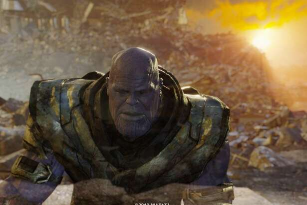Avengers: Endgame breakdown of Thanos' fate Spoiler alert: Thanos disintegrates in Avengers: Endgame at the gauntlet-wearing hand of Tony Stark. The artists from Weta Digital who crafted the scene told us how they tackled pivotal moments in one of the biggest films of all time. There's more detail on those moments here. And you can see out a few CGI renderings of Thanos' demise ahead in this gallery. There are two end-battle gems in here too.