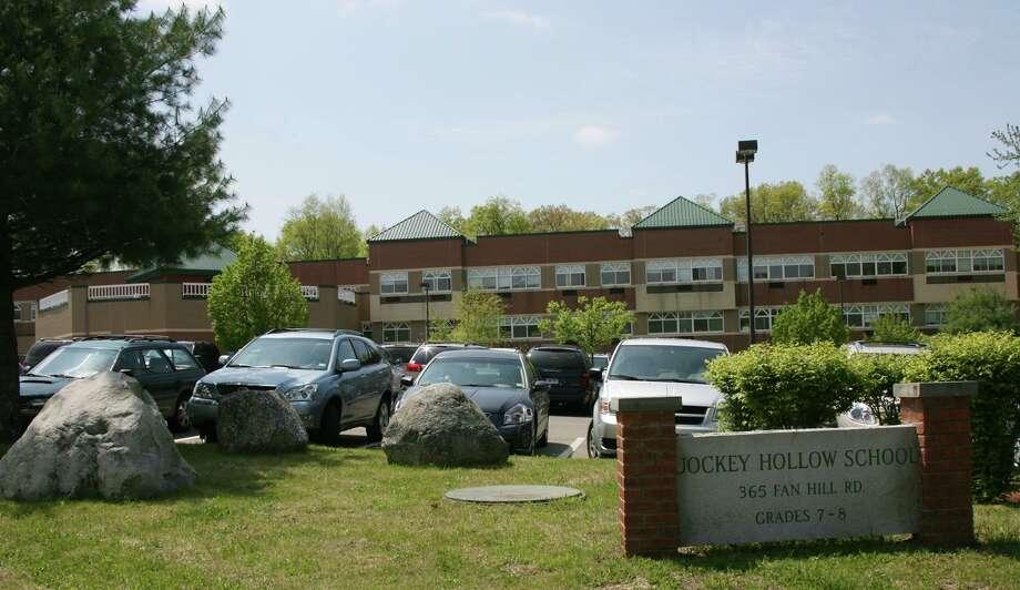 Jockey Hollow Middle School, 365 Fan Hill Road Photo: B.K. Angeletti / B.K. Angeletti / Connecticut Post
