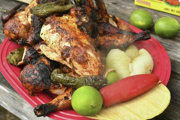 Make your own Pollos Asados Los Norteños-style chicken at home