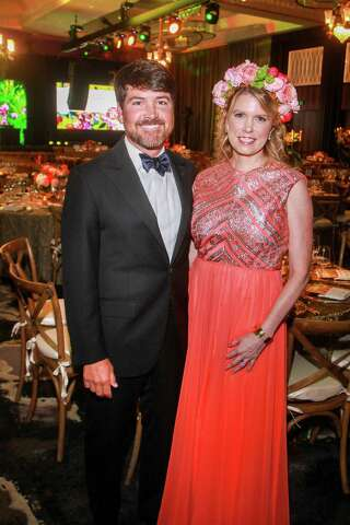 Floral gowns bloom in Houston Symphony Ball's