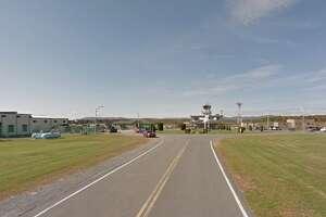 The Floyd Bennett Memorial Airport in Glens Falls.