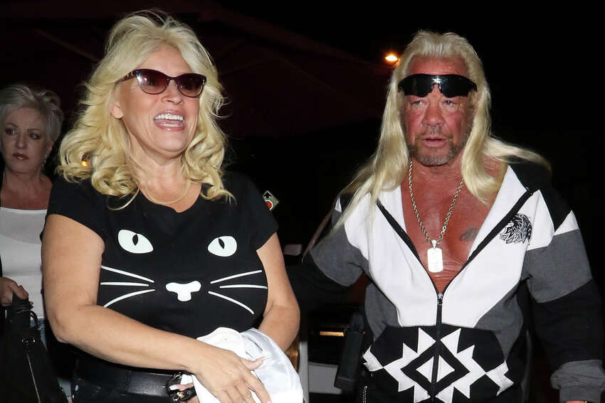 Beth Chapman, who is the wife of Duane