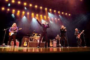 Three Dog Night Concert The Orleans Hotel & Casino Showroom Las Vegas May 21, 2016.