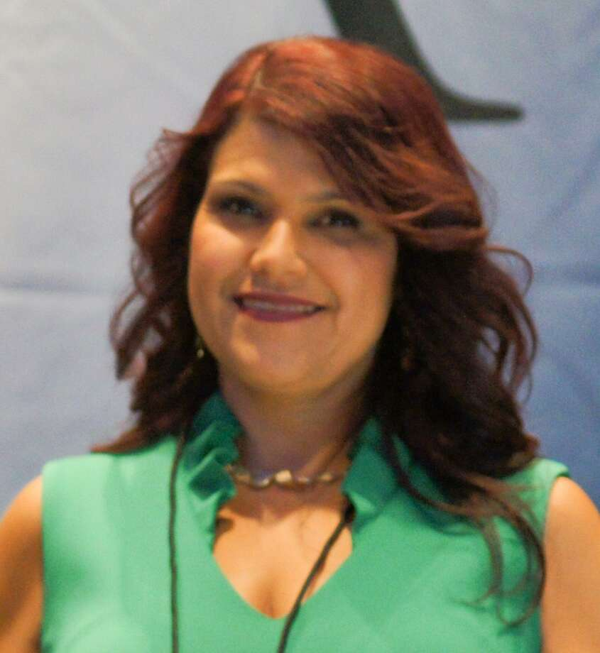 Luanelly Iglesias, a Danbury bilingual teacher, recently won the National Education Association's 2019 Human and Civil Rights George I. Sanchez Memorial Award, which honors teachers who significantly advance equal opportunities for Hispanics. Photo: Contributed Photo /