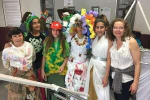 Students from The Awty International School are set to strut their creativity and engineering and problem-  solving skills later this month at the 2019 Odyssey of the Mind World Finals at Michigan State University.