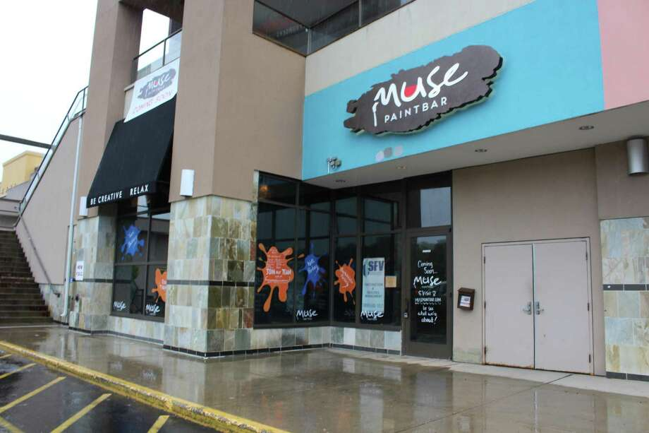 Muse Paintbar is preapring to open a new Connecticut-based location in the Connecticut Post Mall in Milford. Photo: Jordan Grice / Hearst Connecticut Media / Connecticut Post
