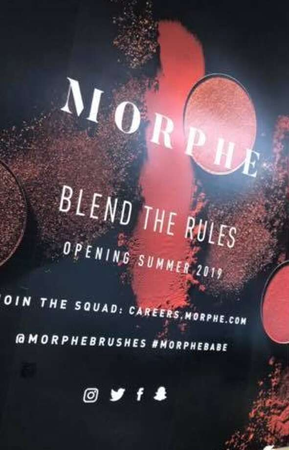 "Shopper Sandra Garcia spotted the upcoming storefront on Monday and shared a photo of the teaser with mySA.com which states the store will open ""Summer 2019"" and invites potential employees to ""join the squad"" by applying online at Morphe.com. Photo: Sandra Garcia/@txmanimuse"