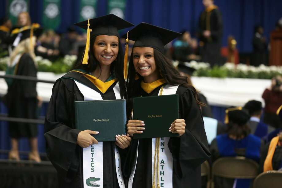 Were you seen at The Sage Colleges - 102nd commencement on Saturday, May 11, 2019, in Troy, N.Y.? Photo: The Sage Colleges
