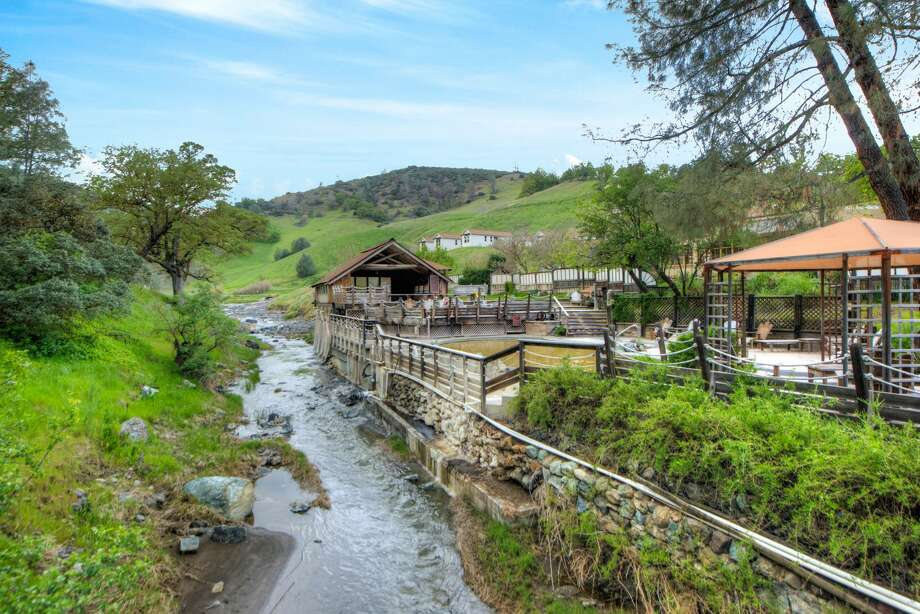 Northern California's Wilbur Hot Springs, a 1,760-acre health retreat first established 1865, is on the market for $10 million. Photo: Matt McCourtney