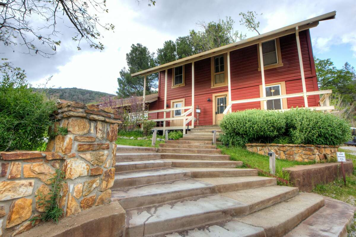 Northern California's Wilbur Hot Springs, a 1,760-acre health retreat first established 1865, is on the market for $10 million.