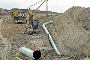 Landowners and environmentalists are challenging the notion that pipeline projects carrying natural gas destined for export should have the same eminent domain privileges granted infrastructure projects serving American customers.