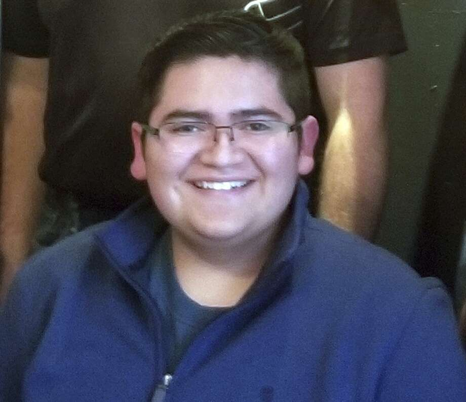 Kendrick Castillo, who was killed during a shooting at the STEM School Highlands Ranch on Tuesday, May 7, charged the shooter. Photo: Rachel Short /Associated Press / Rachel Short