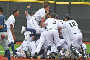 Cy Ranch beat Klein Collins 3-2 in a one-game playoff series in the Class 6A Region II area round, May 10, at Grand Oaks High School.