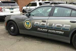 An East Haven police cruiser