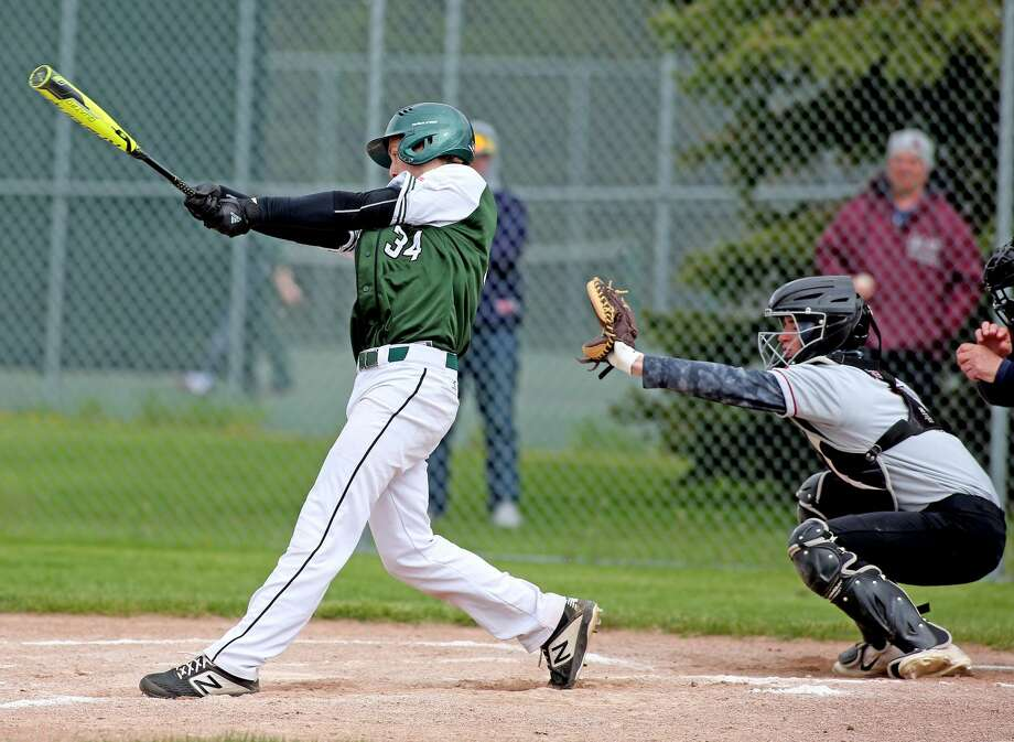 Cass City at EPBP — Baseball Photo: Paul P. Adams/Huron Daily Tribune