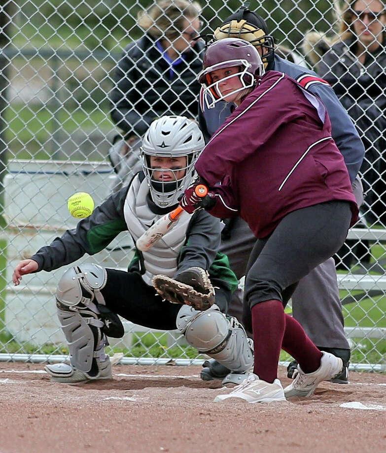 Cass City at EPBP — Softball Photo: Paul P. Adams/Huron Daily Tribune