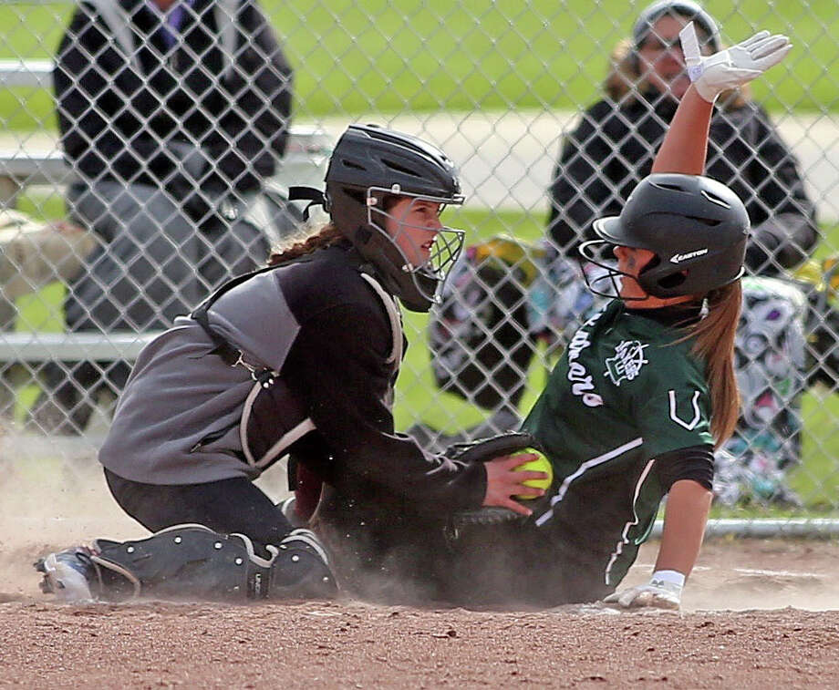 Cass City at EPBP — Softball Photo: Paul P. Adams/Huron Daily Tribune