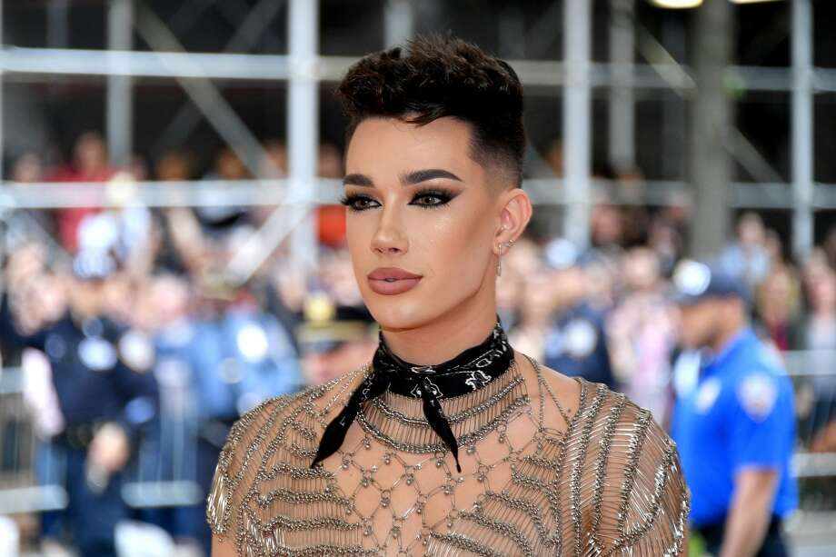 NEW YORK, NEW YORK - MAY 06: James Charles attends The 2019 Met Gala Celebrating Camp: Notes on Fashion at Metropolitan Museum of Art on May 06, 2019 in New York City. (Photo by Dia Dipasupil/FilmMagic) Photo: Dia Dipasupil/FilmMagic