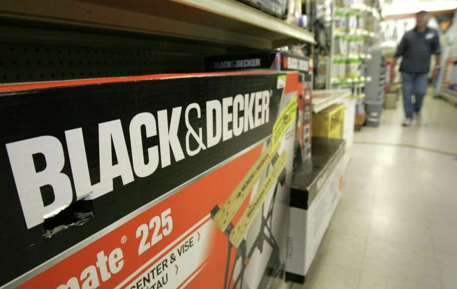"Conneticut's Stanley Black & Decker told investors last month that tariffs had increased the ""headwinds"" that have buffeted the company. Photo: Danny Johnston / AP / AP"