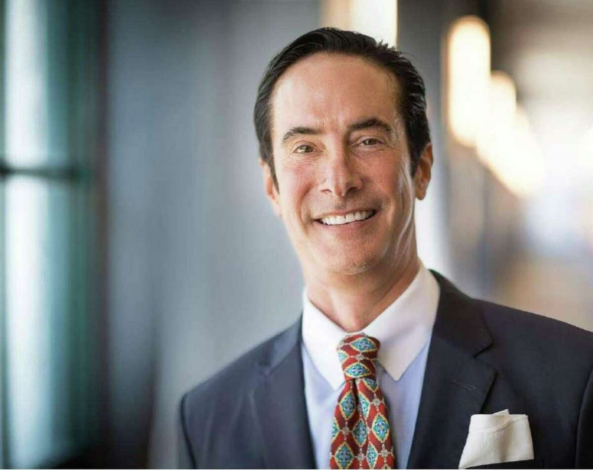 Dan Markson, seen in an undated courtesy photo, The NRP Group?•s senior vice president of development in San Antonio, died unexpectedly Saturday, May 4, 2019 at his home. He was 59.