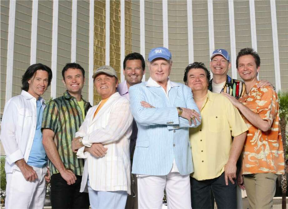 The Beach Boys take the stage Thursday at Columbus Park for the final Alive @ Five concert of the season. Photo: Contributed Photo / Connecticut Post Contributed