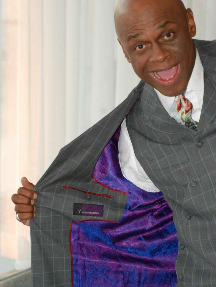 Comedian Michael Colyar brings stand up to the Norwalk Conert Hall Friday. Photo: Contributed Photo / Connecticut Post Contributed