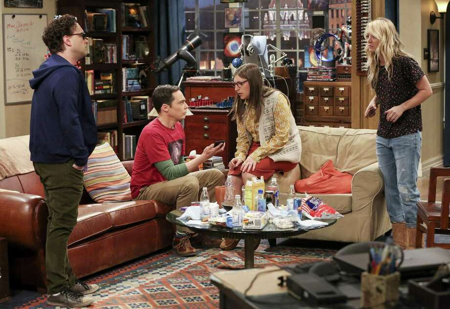 """The cast of the hit CBS sitcom """"The Big Bang Theory"""" which airs its final episode May 16, 2019. In May, Altice USA hiked a monthly """"broadcast TV"""" surcharge new Connecticut customers will pay to $7.49, with existing customers continuing to pay $5.99. Photo: CBS / WARNER BROS. / © 2019 WBEI. Credit: Michael Yarish."""
