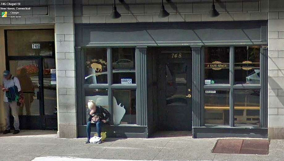 The White Buffalo vape shop on Chapel Street in New Haven is facing a $570 civil penalty from the federal Food and Drug Administration for selling e-cigarette liquid products to minors, according to inspection documents. Photo: Google Street View Image