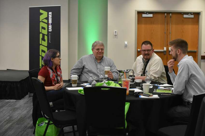 Were youSeenat the Hearst AutoCon at the Hearst Media Center in Colonie on May 9, 2019?