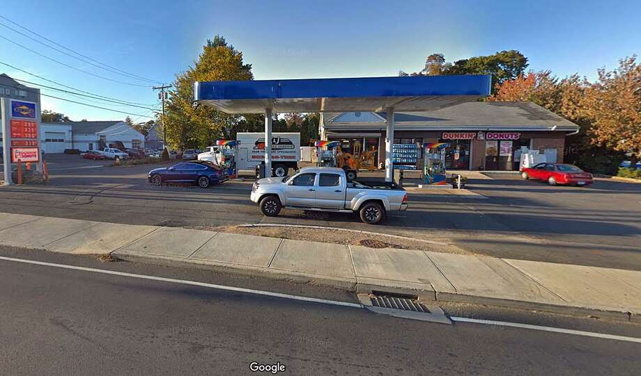 Bishnu Dangal, of Norwalk, has won the grand prize in CT Lottery's $100,000 Cashword scratch-off ticket game. Dangal bought the winning ticket at a Sunoco gas station at 128 Connecticut Ave. in Norwalk. Photo: Google Street View Image