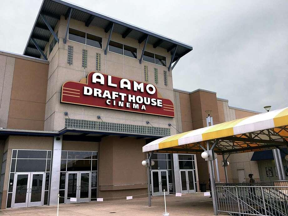 Alamo Drafthouse Park North in San Antonio. Photo: Mike Sutter / San Antonio Express-News
