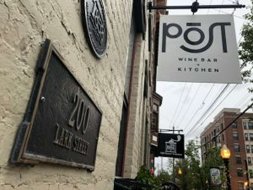 Post Wine Bar + Kitchen has its soft opening at 200 Lark St. in Albany on Friday, May 17, 2019. The grand opening is May 24.