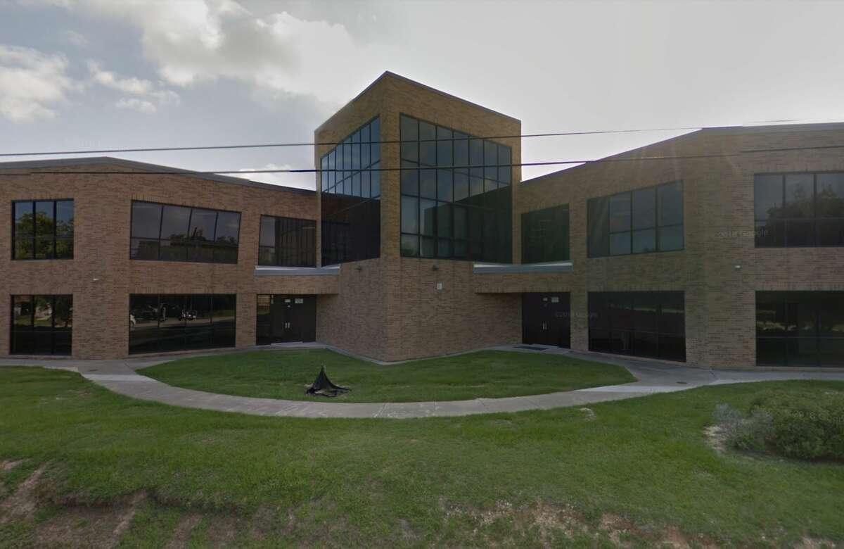 Klein Forest High School is seen on Google Maps Street View in June 2018.