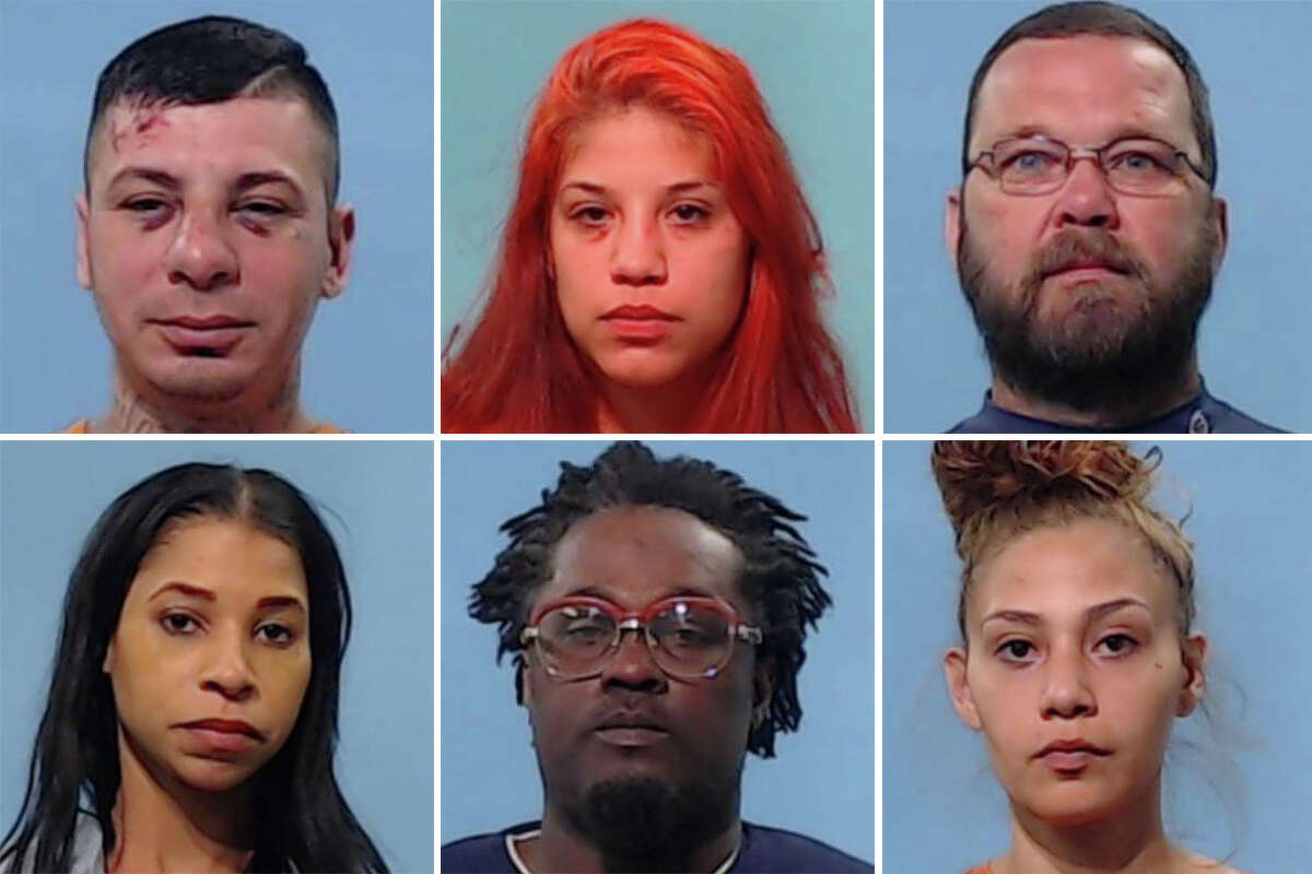 PHOTOS: Felony DWI arrestsApproximately 27 people were arrested for felony drunken driving charges in Brazoria County last month.>>>See mugshots and charges of the accused...