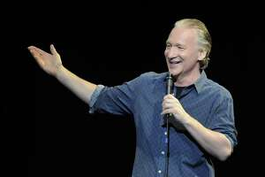 Bill Maher brings his comedy to Foxwoods' Grand Theater on May 25. He is seen here at The Pearl concert theater at the Palms Casino Resort in Las Vegas.