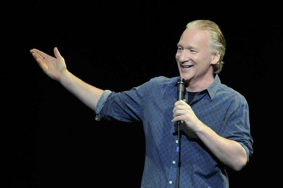 Bill Maher brings his comedy to Foxwoods' Grand Theater on May 25. He is seen here at The Pearl concert theater at the Palms Casino Resort in Las Vegas. Photo: David Becker /WireImage / Contributed Photo / 2013 WireImage