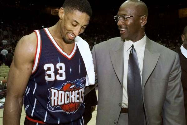 best service 5b3be 85962 Scottie Pippen: No 'pressure to win championships' in ...