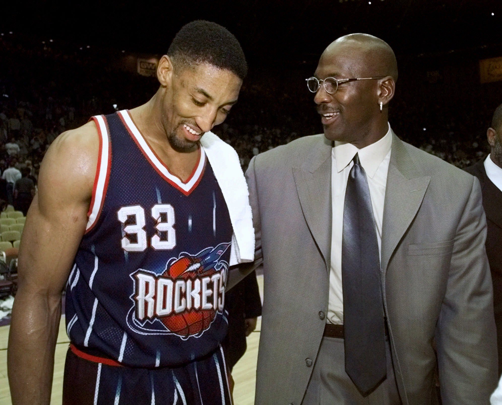 best service 94d91 38cc6 Scottie Pippen: No 'pressure to win championships' in ...