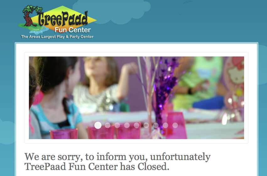 TreePaad Indoor Play Center in Saratoga County has closed according to their website on May 14, 2019.