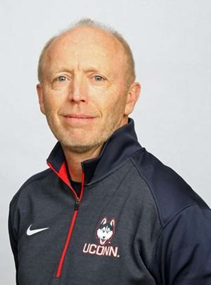 Former UConn associate soccer coach John Deeley Photo: UConn Athletics / Contributed Photo